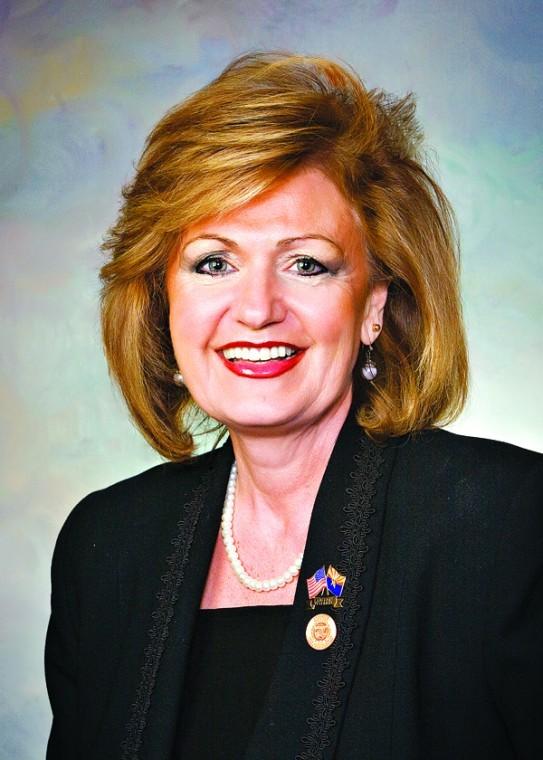 Sen. Lori Klein, R-Anthem