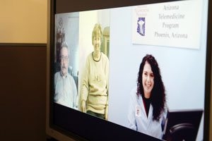 UA telemedicine helps address needs of rural Arizona
