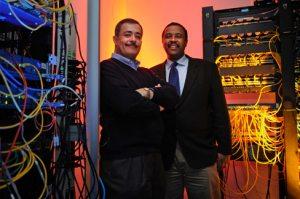 Startup banking on free broadband