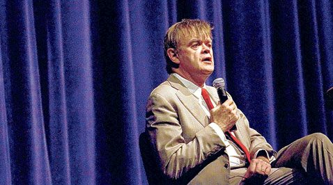 Keillor brings a touch of the Midwest to Mesa
