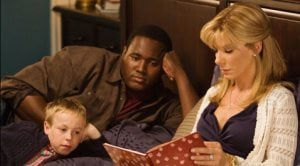 'The Blind Side' focuses on the feel-good
