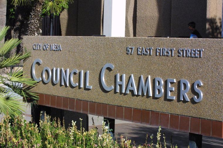 Mesa City Council Chambers