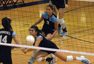 Deer Valley serves notice in 1st round win