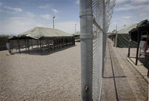 Immigration Tent City