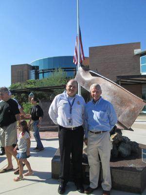 Town of Gilbert 9/11 Memorial 2013