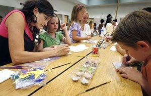 New Gilbert school's PTO in full swing