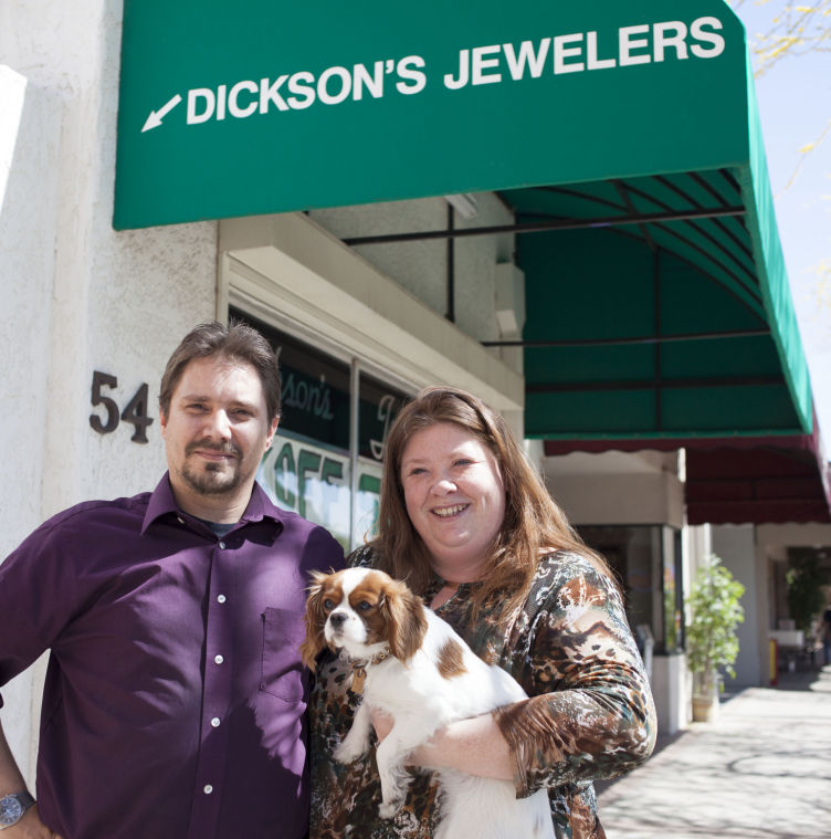 Best of Mesa 2014 Jeweler: Dickson's Jewelers
