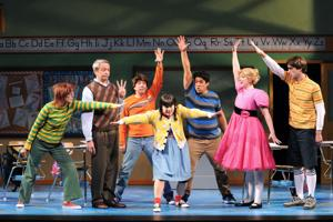 Childsplay's production of 'Junie B. Jones'