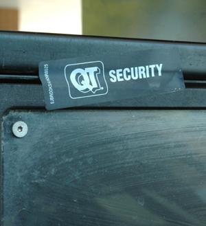Skimmer security