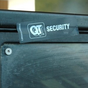 Skimmer security