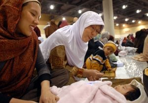 7,000 Valley Muslims gather for Feast of the Sacrifice worship 
