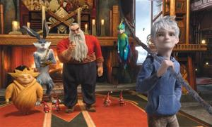 Film Review The Rise of the Guardians