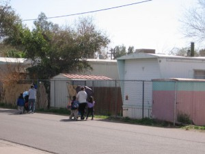 Chandler neighborhood