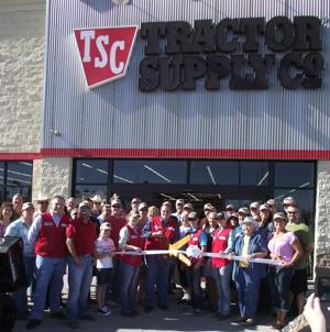 Mesa Tractor Company grand opening