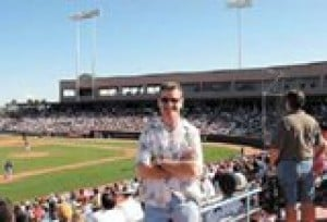 Tempe Diablo Stadium: Laid-back at the Angels home