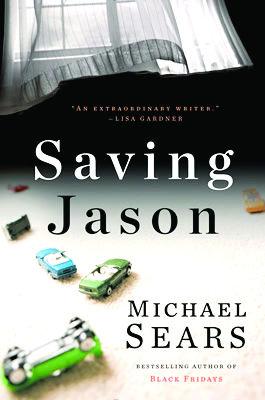 <p>Cover art for<em>Saving Jason</em> by Michael Sears</p>