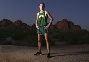 Tribune boys cross country runner of the year: Jim Walmsley, Horizon