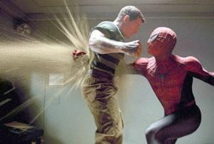 'Spider-Man 3' shows off Peter Parker's resilience