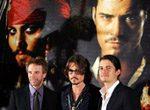 Depp's 'Pirates' scores record $132M debut