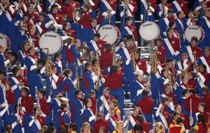 Mountain View HS Marching Band
