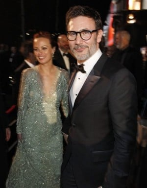 Berenice Bejo, Michel Hazanavicius 