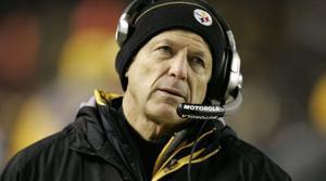Steelers defensive coordinator an original