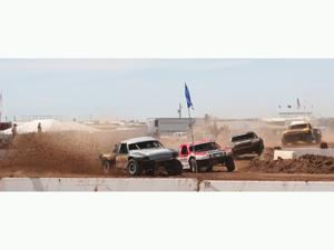 Surprise track hosts off-road racing series