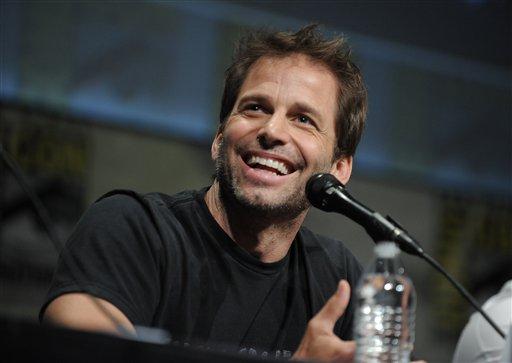 Zack Snyder,