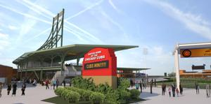 Chicago Cubs New Mesa Stadium