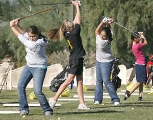 Girls golf a good way for athletes to get help for college