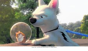 'Bolt' puts Disney back near the front of the pack
