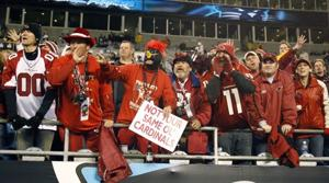 NFC title game sells out in six minutes
