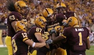 Erickson, Arizona State crack AP Top 25