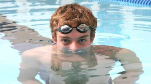 All-Tribune boys swimming: Chris Pickard