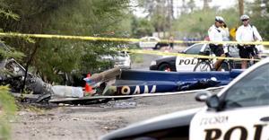Tucson Helicopter Crash
