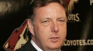 Coyotes CEO Shumway resigns 