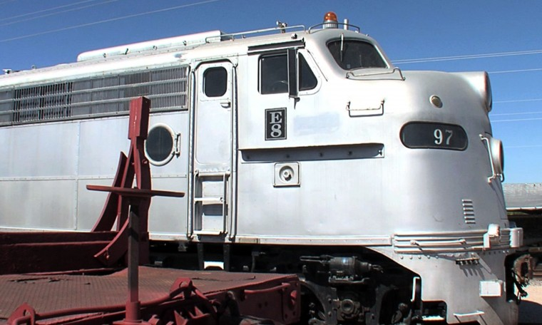 AZ Railway Museum in Chandler