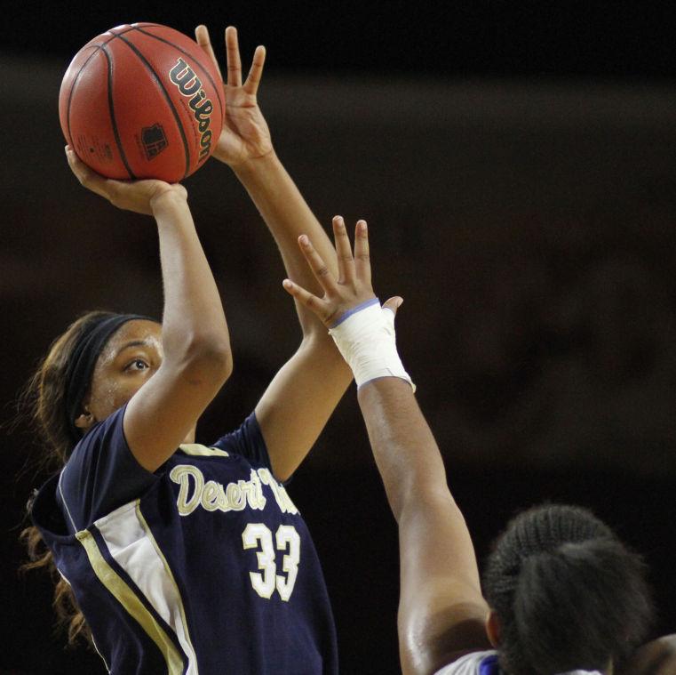 Dobson vs Desert Vista Girls Basketball