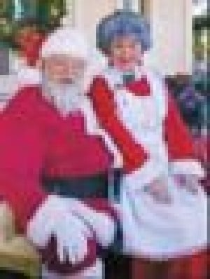 Mingle with Kringle and dance with Elmo