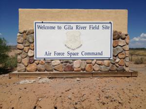 Air Force Space Surveillance System