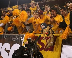Arizona State beats Arizona, 20-17