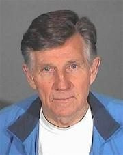Gary Collins checks into Glendale jail