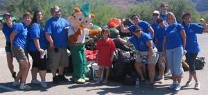 Annual Salt River Clean-up