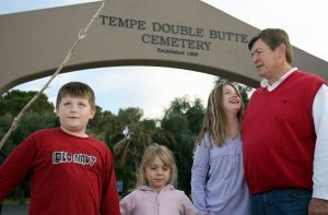 Tempe cemetery puts more plots up for sale