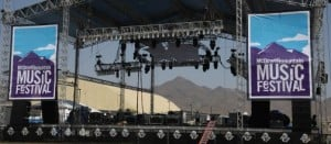 10,000 expected for music festival at WestWorld