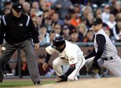 Diamondbacks lose to Giants, 7-6
