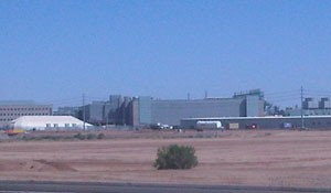 Intel facility in Chandler