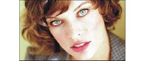 Jovovich goes from highly paid model to bankable action heroine