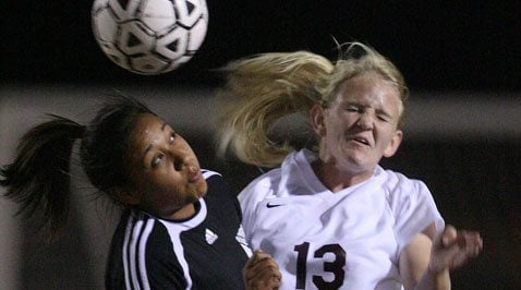 Red Mtn. girls fall short again