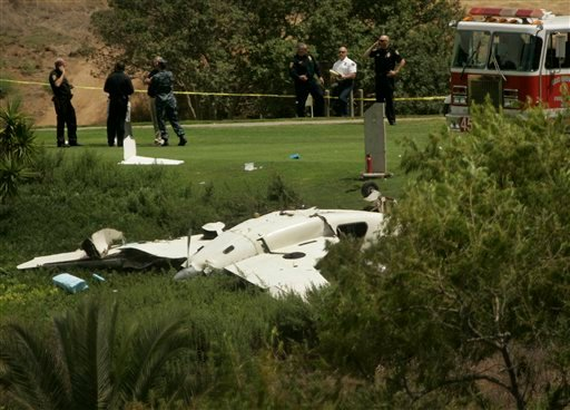 Small Plane Crash